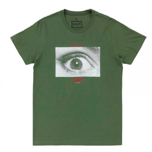 Triko Cult ALL EYES Green