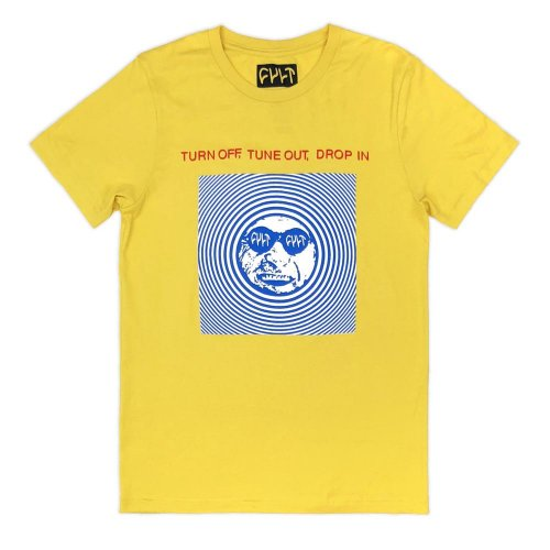 Triko Cult DROP IN Yellow