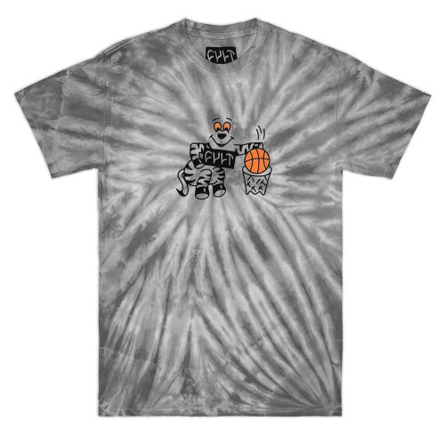 Triko Cult HEY YOU 2 Grey Tie Dye