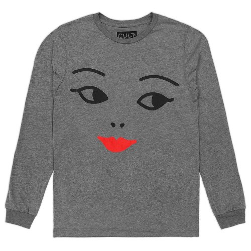 Triko Cult SHE´S SO COLD LS Deep Heather