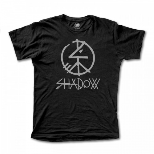 Triko Shadow PEACE Black