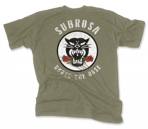 Triko Subrosa BATTLE CAT Army