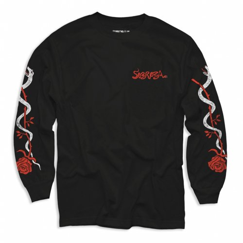 Triko Subrosa SLITHER L/S Black