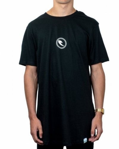 Triko Tall Order CIRCLE LOGO Black