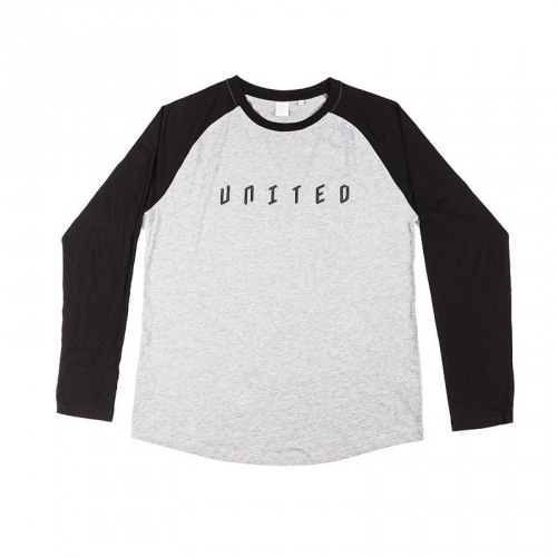 Triko United BASEBALL Black