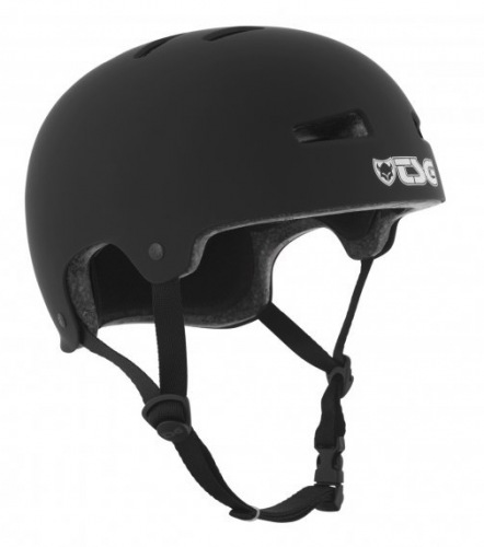 TSG EVOLUTION Solid Color Helmet Matt Black