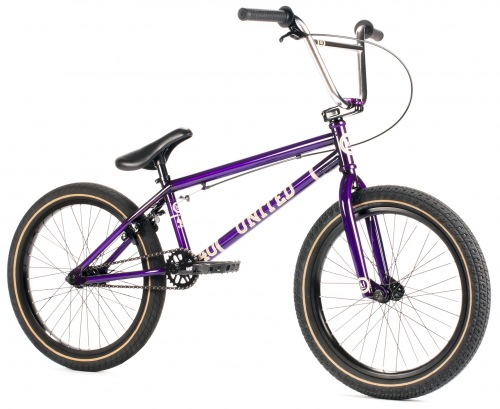 "United 2015 KL40 20.4"" Trans Purple"
