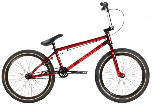 "United 2015 KL40 20.4"" Trans Red"