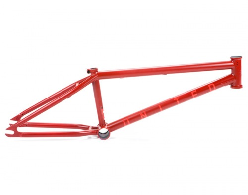 United DINERO Frame Satin Blood Red