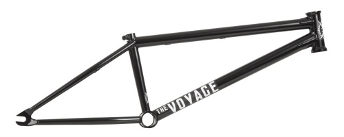 United THE VOYAGE Frame Black