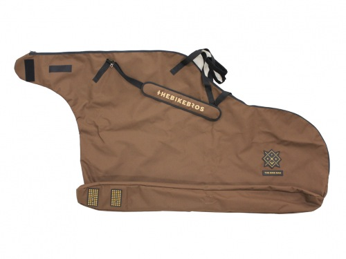 Vak na kolo THE BIKE BAG V3 Brown