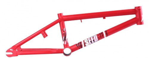 Rám Wethepeople SEED 2010 Matte Red