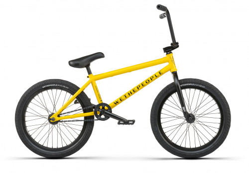 Wethepeople 2021 JUSTICE Matt Taxi Yellow
