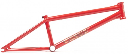 Wethepeople SCORPIO Frame Glossy Red
