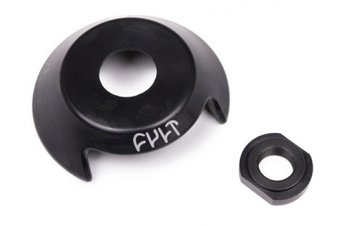 Zadní drive side hub guard Cult MATCH FC Black