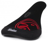 Sedlo Shadow CROW Pivotal Slim Black/Red