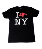 Triko Animal I LOVE NY Black