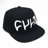 Kšiltovka Cult X Starter LOVE/HATE Snapback Black