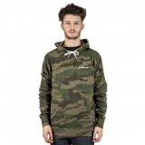 Mikina Tall Order EMBROIDERED LOGO Camo