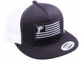 Kšiltovka Profile NATION Snapback Black