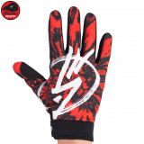 Rukavice Shadow Jr. CONSPIRE Red Tye Die
