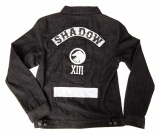 Bunda Shadow 13 DENIM Black