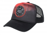 Kšiltovka Shadow HEARG Trucker Black/Red