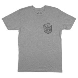 Triko Mutiny NEW MASTER Dark Heather Grey