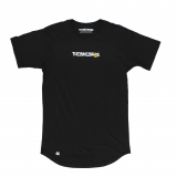 Triko Thebikebros LONG LOGO Black