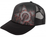 Kšiltovka Unit GRIND Trucker Black