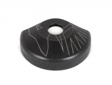 Zadní drive side hub guard Shadow CROW-MO